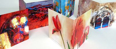 Fine  Art Cards Set 1